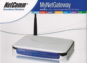 NetComm NB9WMAXX