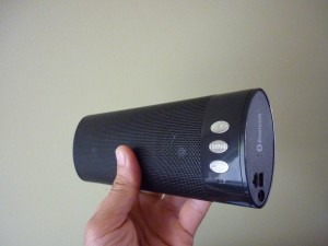 Banggood Bluetooth Stereo Speaker Side