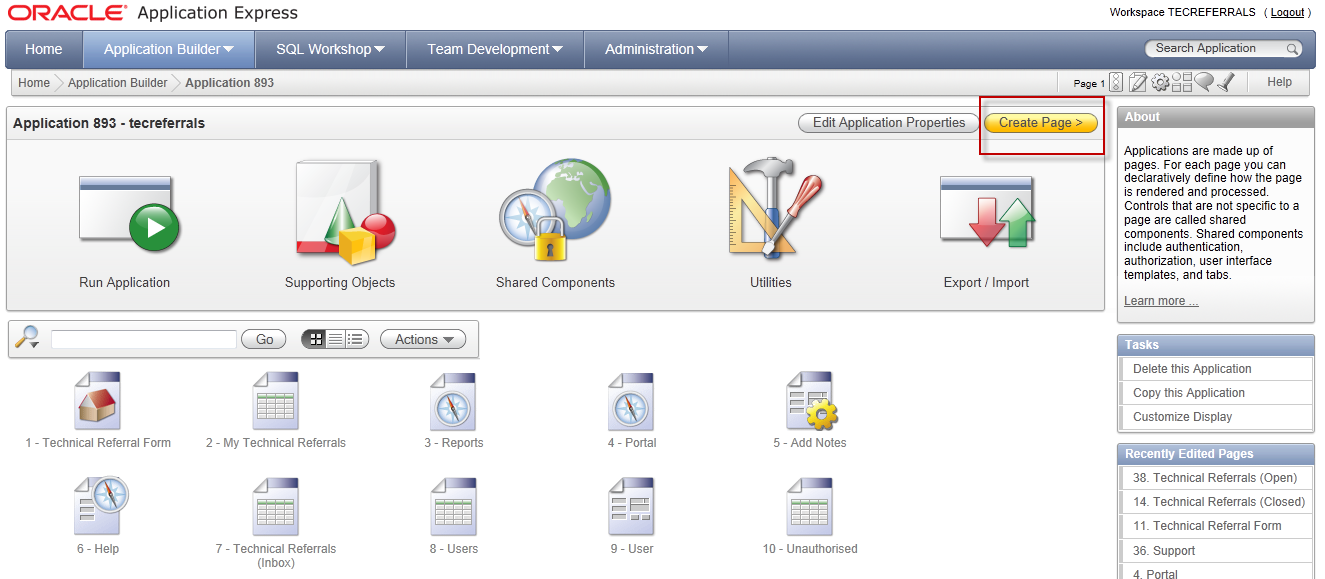 346d13ba4c How to Create Page Zero in Oracle Application Express 4.1 – Product ...